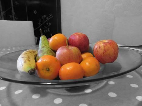 Apple bannana bowl fruit #52620