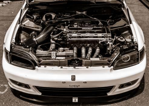 Motor Engine Transportation Free Photo