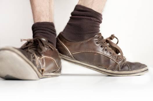 Broken down fashion feet foot #52872