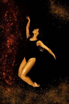 Beautiful dance erotic feminine Free Photo