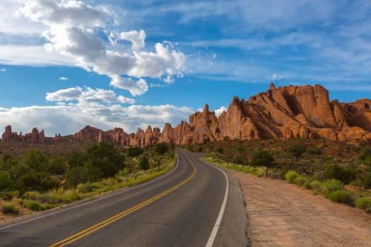 Adventure america arizona blue Free Photo