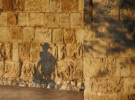 Jerusalem light magic people Free Photo