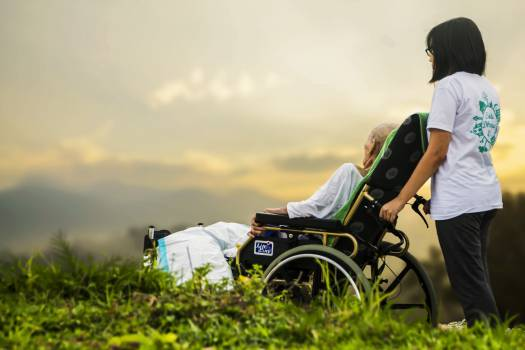 Aged care disability disabled Free Photo