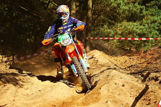 Cross enduro motocross motocross ride #54231