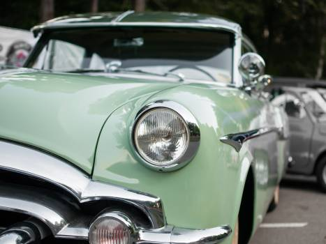 Automobile automotive car classic Free Photo