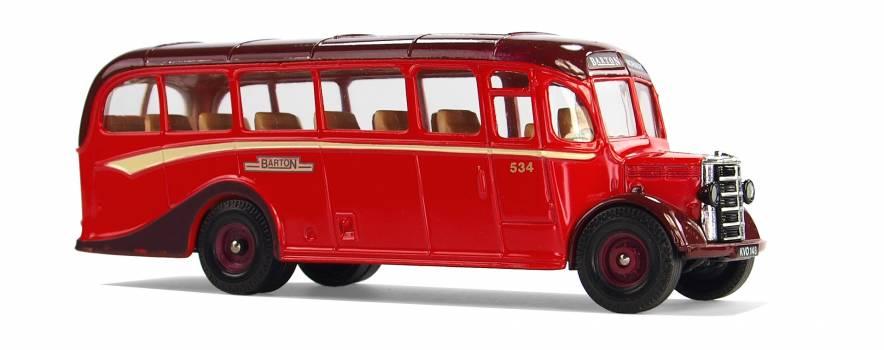 Barton bedford whether buses coaches #54282
