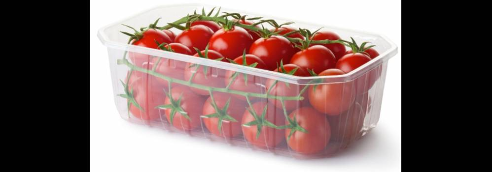 Tomato packaging Free Photo