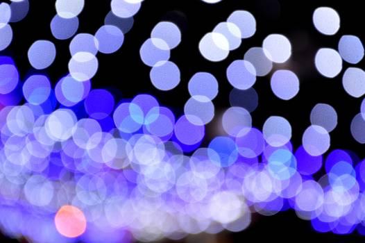 Blur bokeh bright glisten Free Photo
