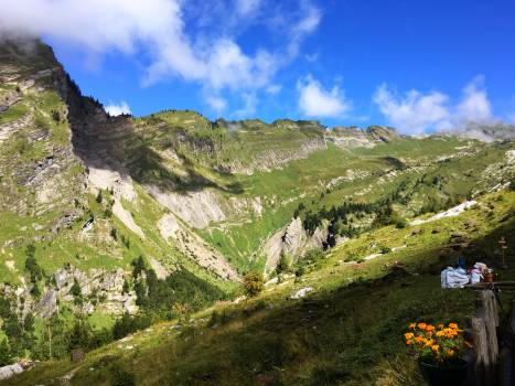 French alps mountains #55405