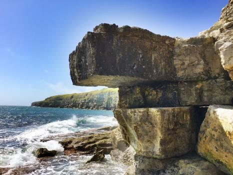 Cliffs coast dorset #55409