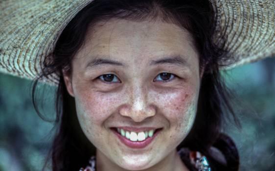 Face Portrait Child Free Photo