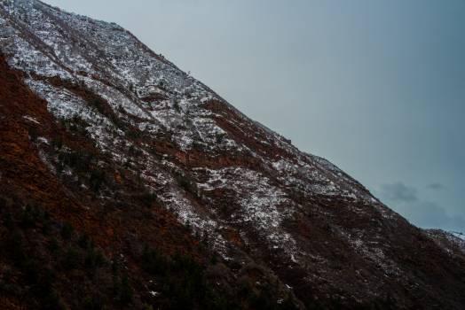 Mountain Rock Landscape #56531