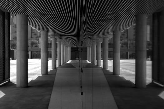 Hall Interior Architecture Free Photo