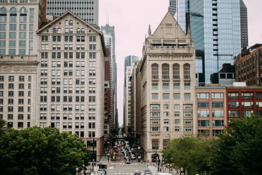 Building City Architecture Free Photo