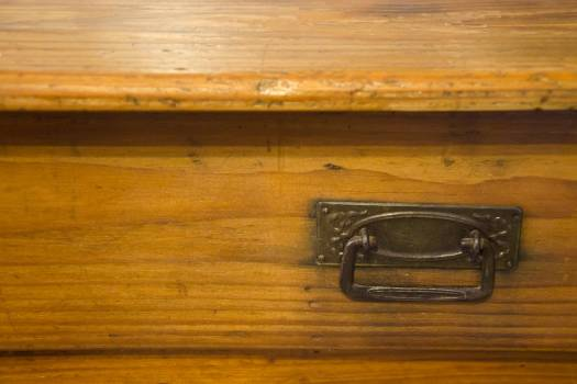 Handle old old drawer vintage Free Photo