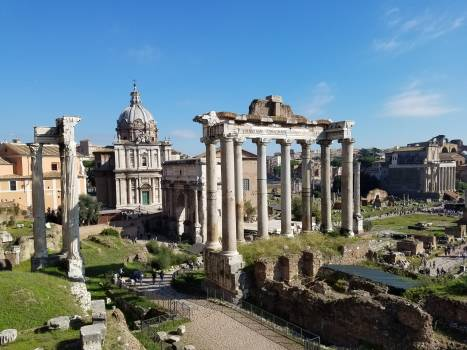 Rome ruins #57264