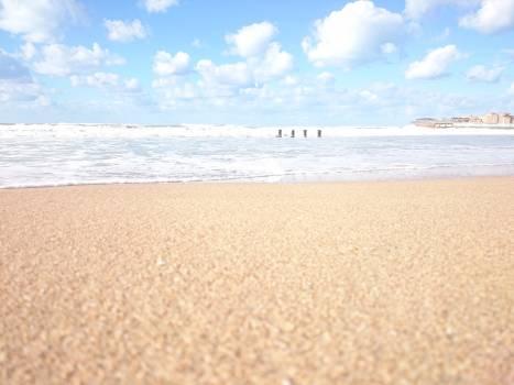 Beach nature ocean outdoors Free Photo