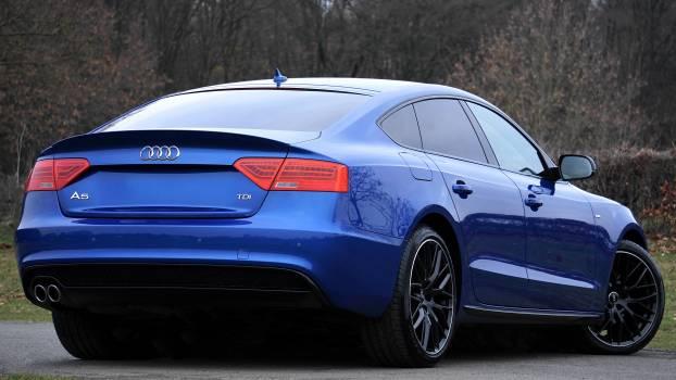 Audi automobile automotive car Free Photo