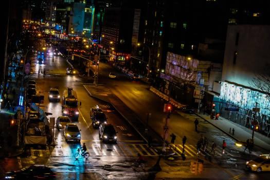 City new york street #58409