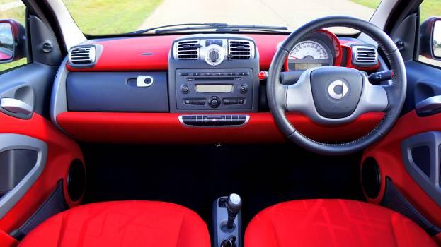 Airbag audio automobile car Free Photo
