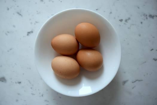 Chicken egg eggs food Free Photo