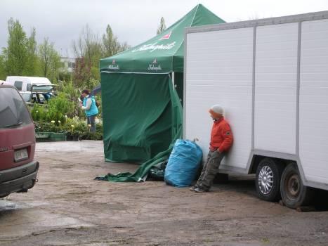 Canvas tent Sky Tent #58873