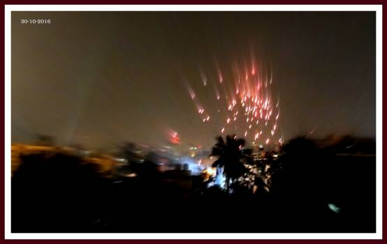 Firework Display at Night #59505