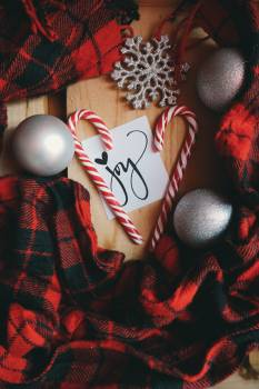 View of Christmas Decoration Free Photo