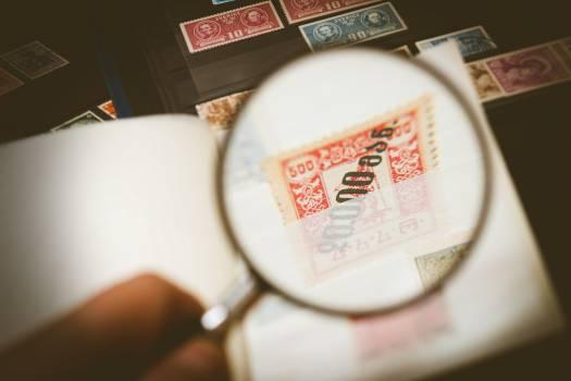 Postage Stamp Free Photo