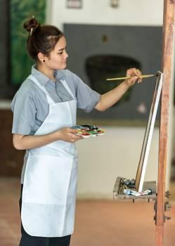 Woman Working #60493