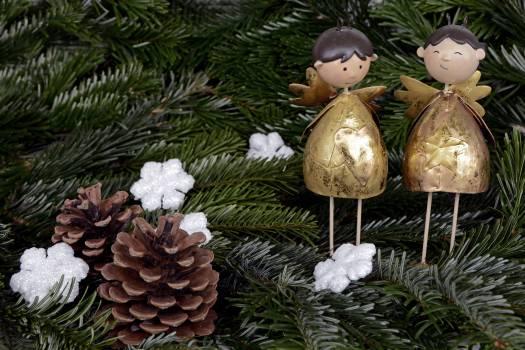 Close-up of Christmas Decoration #60506