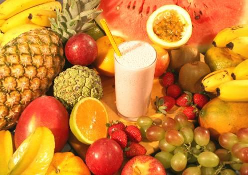 Close-up of Fruits Free Photo