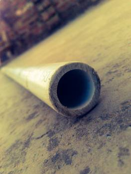 Close up of pipe #61116