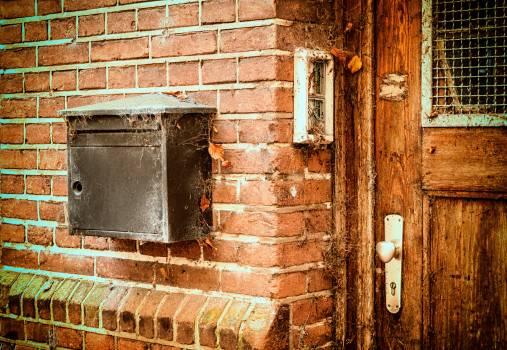 Close-up of Brick Wall #61225