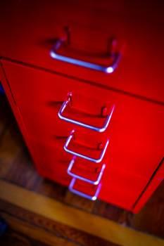 Close-up of Illuminated Red Free Photo