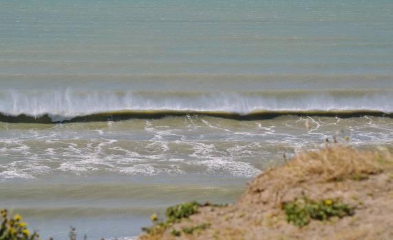 Scenic view of beach #62464