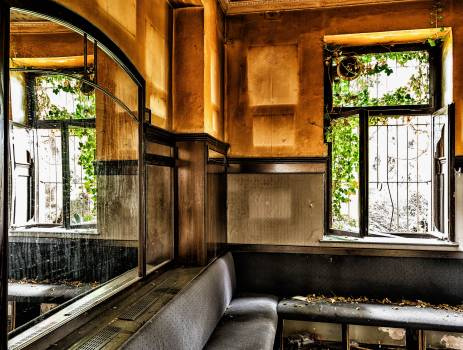 Interior of Abandoned House #65774