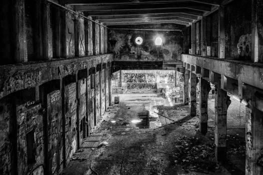 Corridor in Building #65815