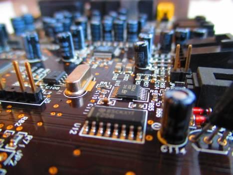 Close-up of Computer Keyboard #66265