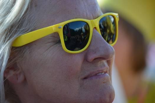 Close-up Portrait of Man Wearing Sunglasses Free Photo