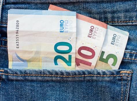 Bill bills cash currency Free Photo
