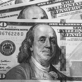 American banknote bill cash Free Photo