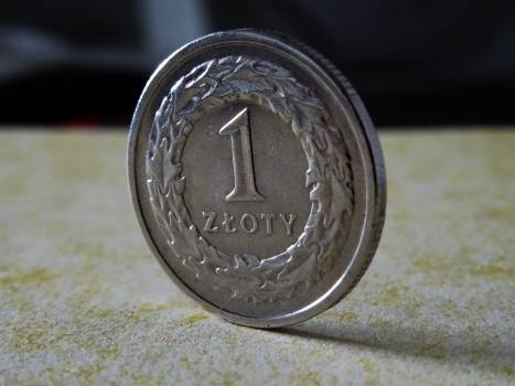 Amount business coin currency Free Photo