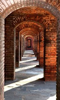Arcade arches architecture archway Free Photo