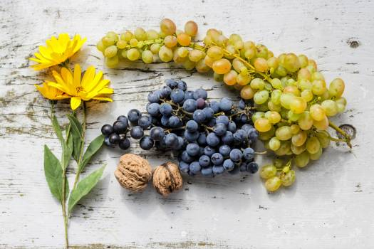 Food Fruit Grape Free Photo