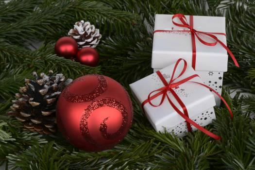 Advent balls christbaumkugeln christmas Free Photo