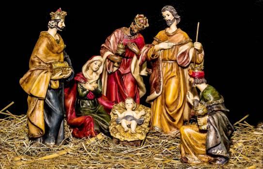 Advent birth birth of jesus christmas Free Photo