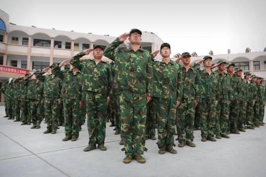 Hoi chang medicine military training preparation Free Photo