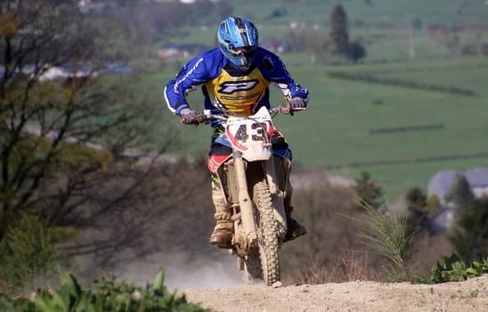 Cross driver dry earth dusty #68513