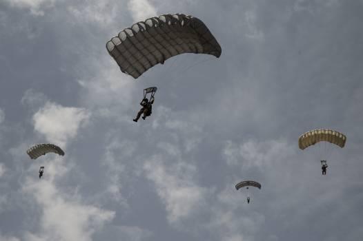 Danger jumping military open #68521